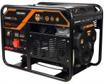 Бензиновий електрогенератор Daewoo GDA 12500E-3