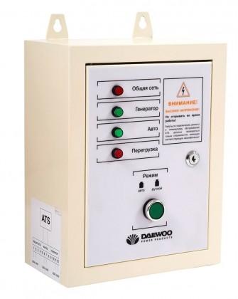 Блок автоматичного керування генератором Daewoo ATS 12500E-3 (ATS 15-380)