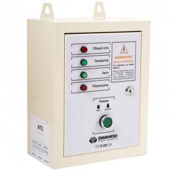 Блок автоматичного керування генератором Daewoo ATS 15-220 GDA