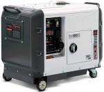 Дизельний генератор Daewoo DDAE 9000SSE