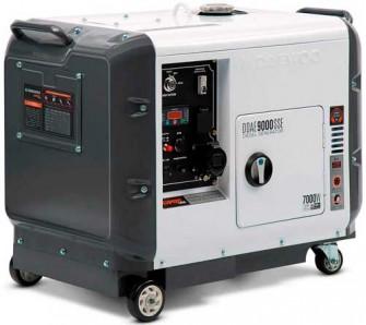 Дизельний електрогенератор Daewoo DDAE 9000SSE