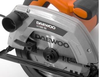 Циркулярна пила Daewoo DAS 1500-190