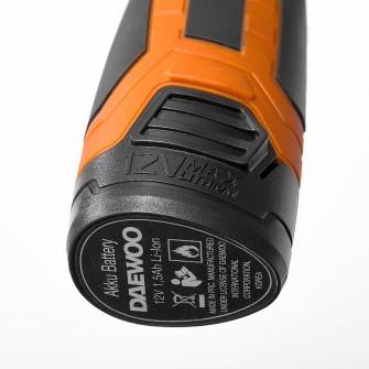 Акумуляторна батарея Daewoo B12V Li-Ion