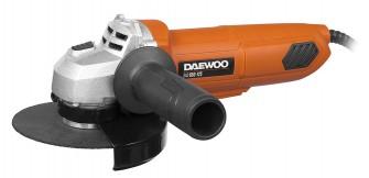Кутошліфувальна машина Daewoo DAG 650-125