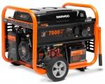 Бензиновий генератор Daewoo GDA 8500E
