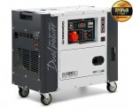 Генератор дизельний Daewoo DDAE 10000DSE-3 (дворежимний)