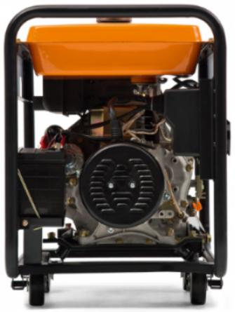 Дизельний електрогенератор Daewoo DDAE 6000XE-3 (трифазний)