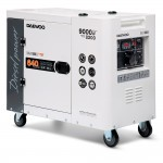 Генератор дизельний Daewoo DDAE 11000SE