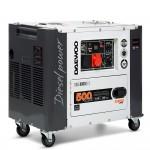 Генератор дизельний Daewoo DDAE 8000SE-3 (трифазний)