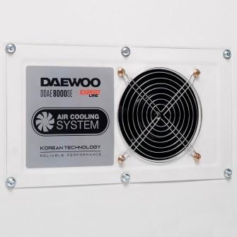 Дизельний електрогенератор Daewoo DDAE 8000SE-3 (трифазний)