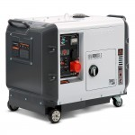 Дизельний генератор Daewoo DDAE 9000SSE-3 (трифазний)