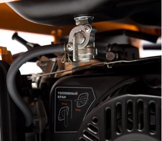 Бензиновий електрогенератор Daewoo GDA 3500