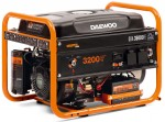 Газовий генератор Daewoo GDA 3500DFE