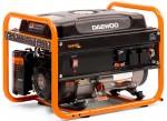 Бензиновий генератор Daewoo GDA 3800