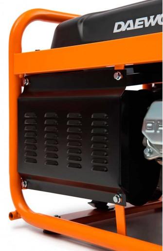 Бензиновий електрогенератор Daewoo GDA 3800E