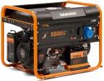 Бензиновий генератор Daewoo GDA 6500E