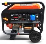 Бензиновий генератор Daewoo GDA 6800E
