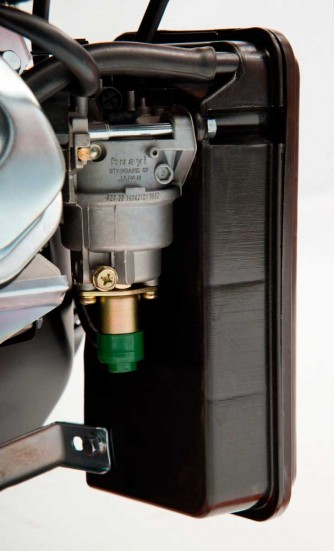 Бензиновий електрогенератор Daewoo GDA 7500E