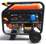 Бензиновий генератор Daewoo GDA 7500E (Expert)