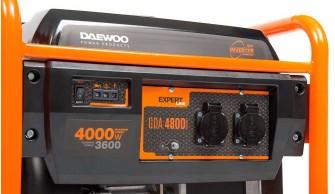 Інверторний електрогенератор Daewoo GDA 4800i