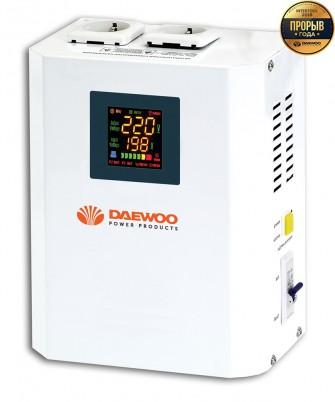 Стабілізатор напруги настінний Daewoo DW-TM1kVA