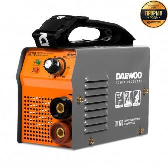 Зварювальний інверторний апарат Daewoo DW 170