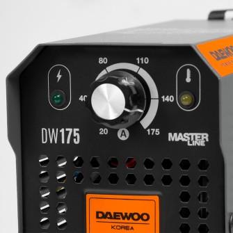 Зварювальний інверторний апарат Daewoo DW 175
