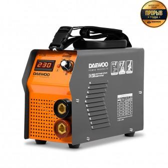 Зварювальний інверторний апарат Daewoo DW 230