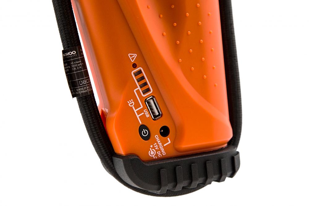 Автомобільний компресор Daewoo DW 150Li
