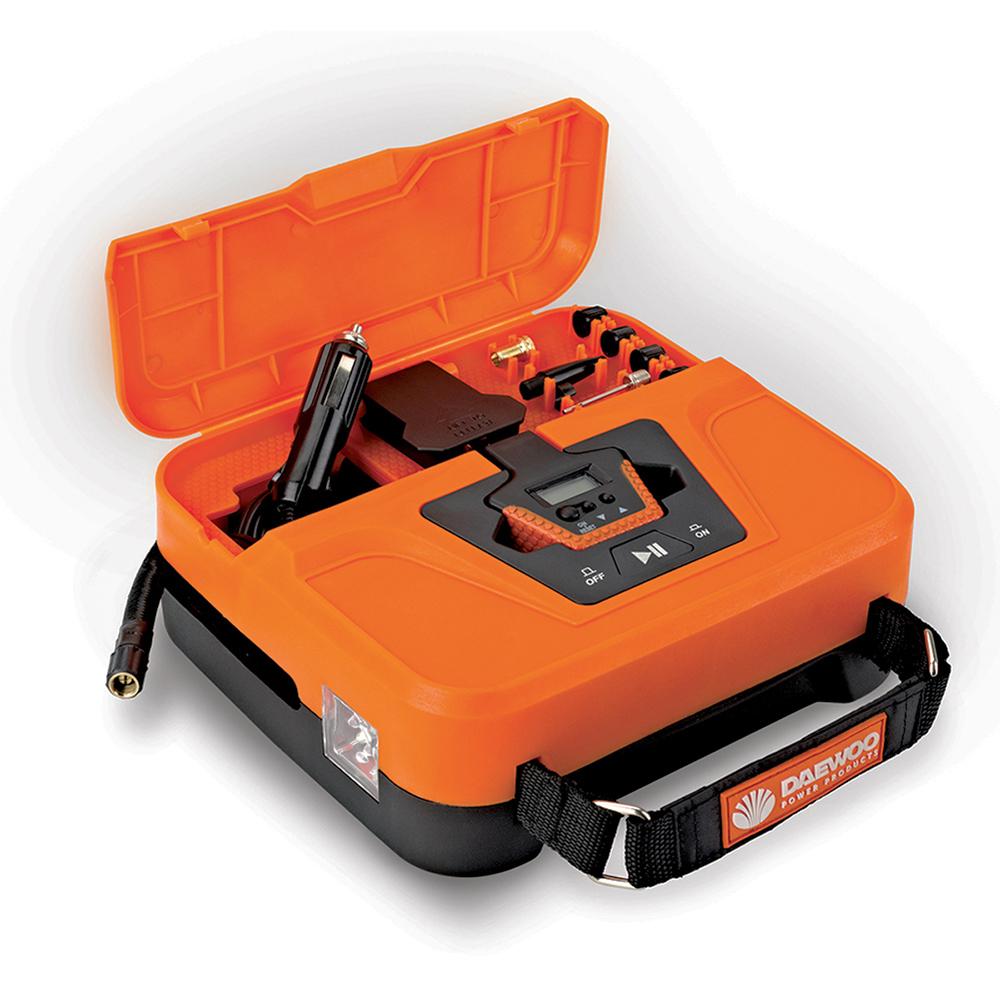 Автомобільний компресор Daewoo DW 40L