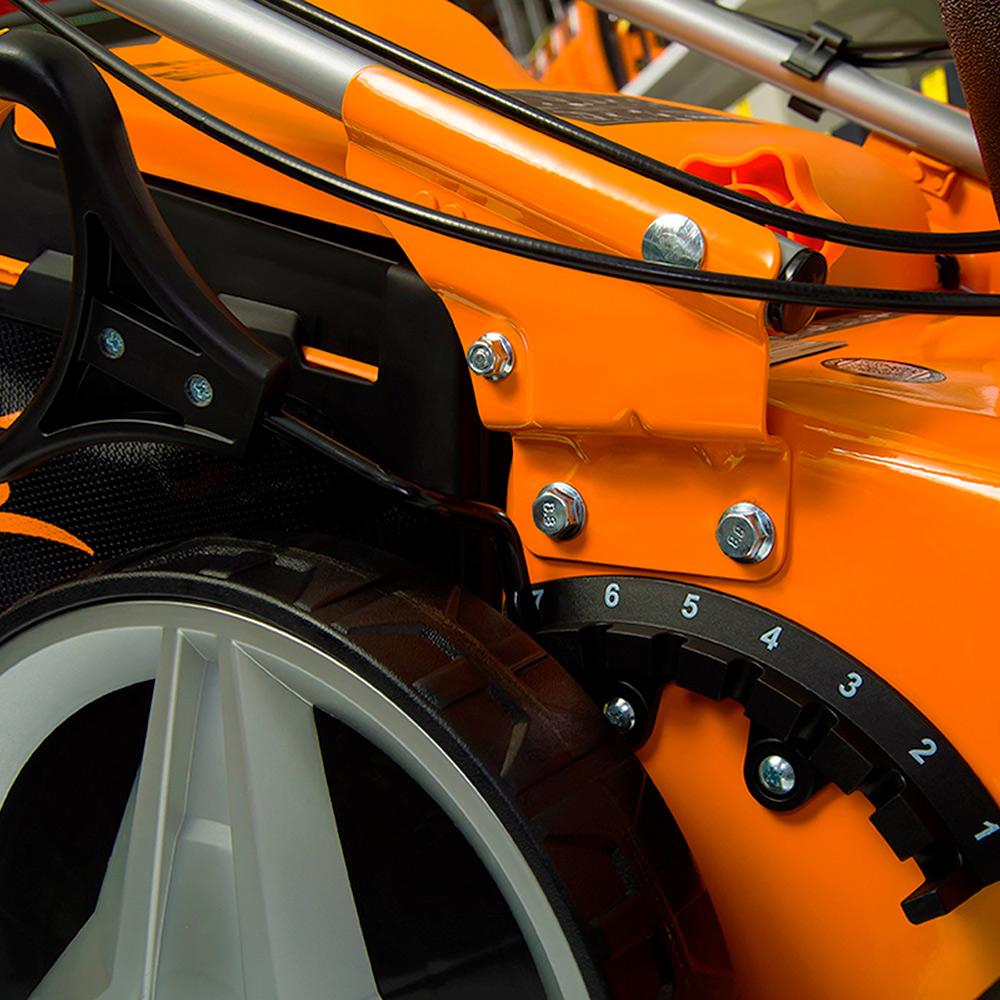 Бензиновая газонокосилка Daewoo DLM 5500SVE