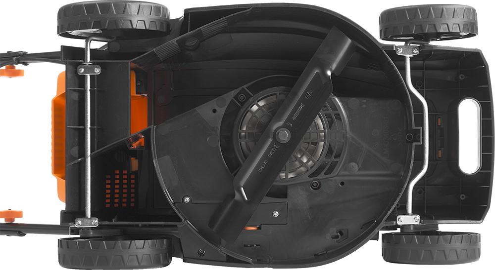 Електрична газонокосарка Daewoo DLM 1600E