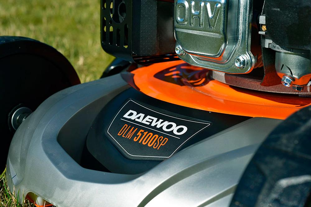 Бензиновая газонокосилка Daewoo DLM 5100SP