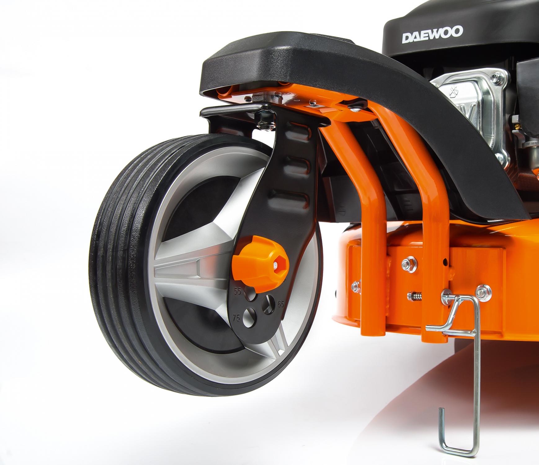 Бензинова газонокосарка Daewoo  DLM 5100SR
