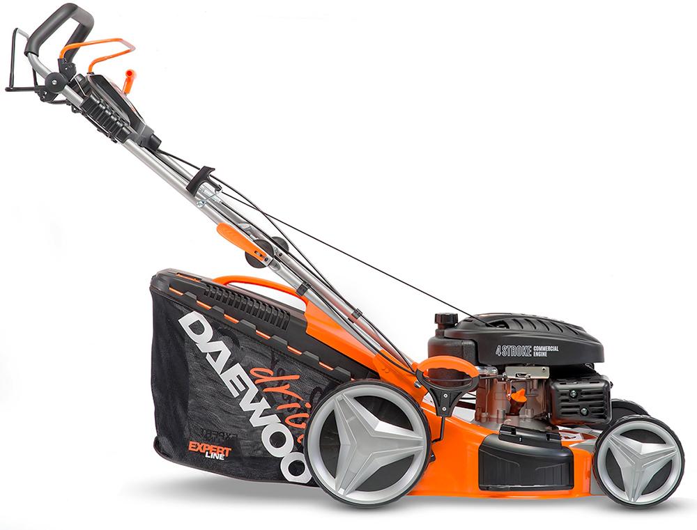Бензинова газонокосарка Daewoo DLM 6000SV