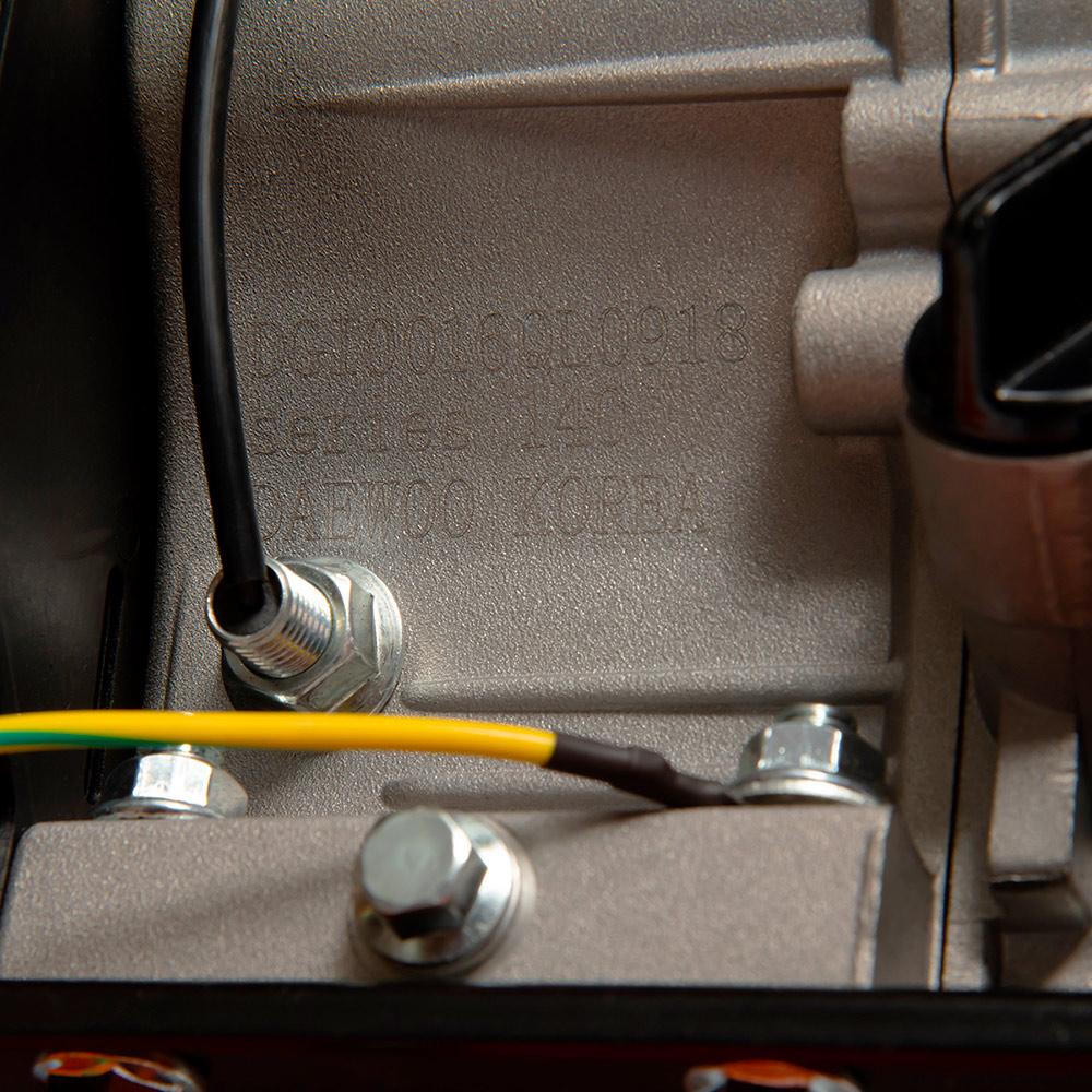 Інверторний електрогенератор Daewoo GDA 2600i