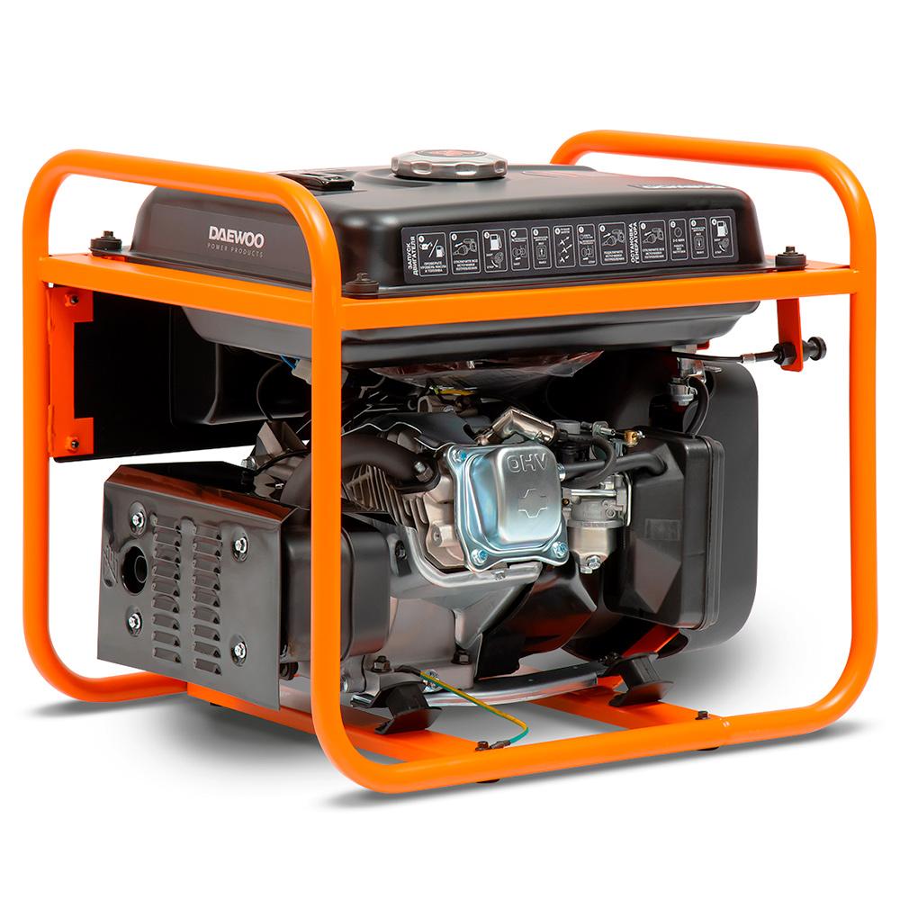 Інверторний електрогенератор Daewoo GDA 3800i