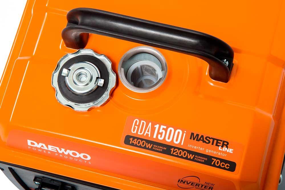Інверторний електрогенератор Daewoo GDA 1500i