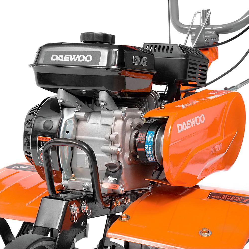 Бензиновий культиватор Daewoo DAT 75100R
