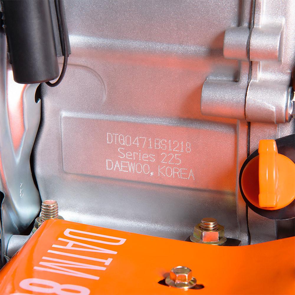 Бензиновий мотоблок Daewoo DATM 8GP3