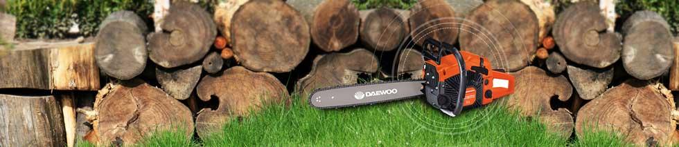 бензопили, ланцюгова бензопила, переносна бензопила, бензопили Daewoo, інструменти для лісоруба