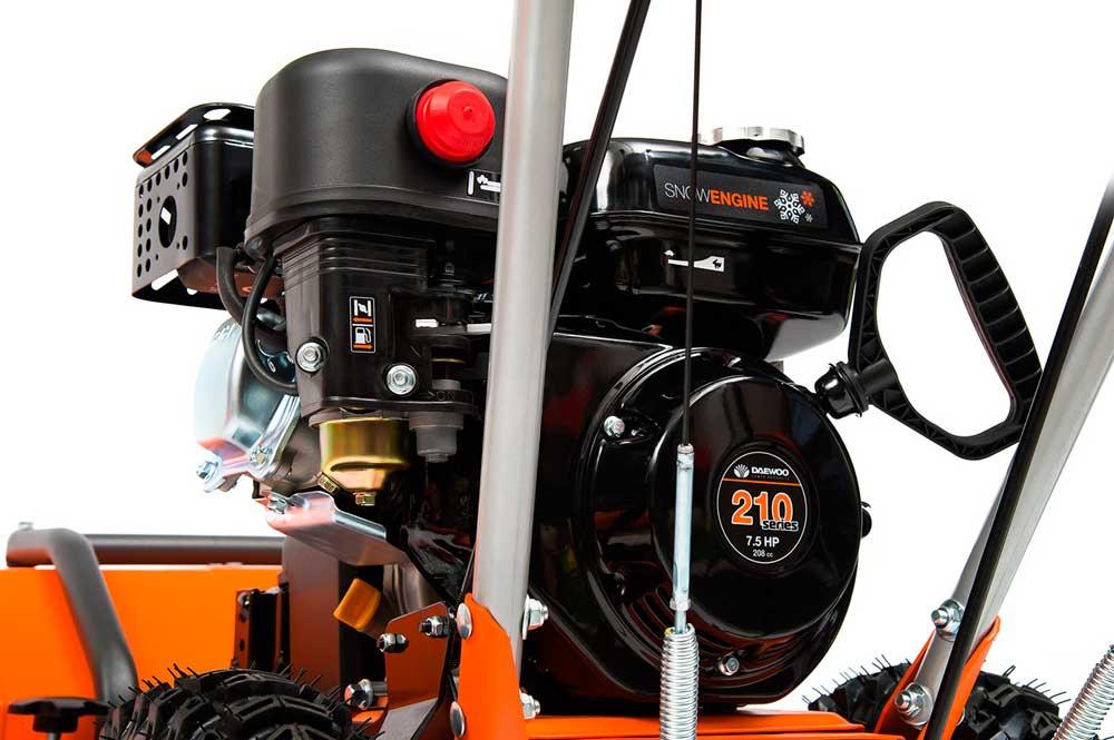 Підмітальна машина Daewoo DASC 7080
