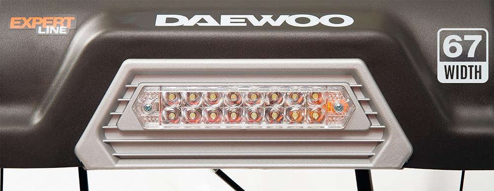 Бензиновий снігоприбирач Daewoo DAST 8570