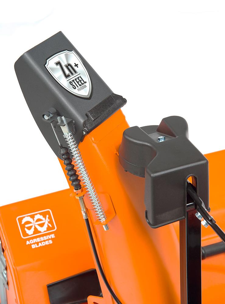 Бензиновий снігоприбирач Daewoo DAST 6560